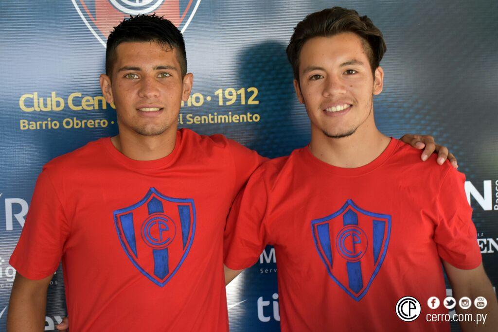 Ulises Coronel y Fabian Franco son los juveniles elegidos para formar...
