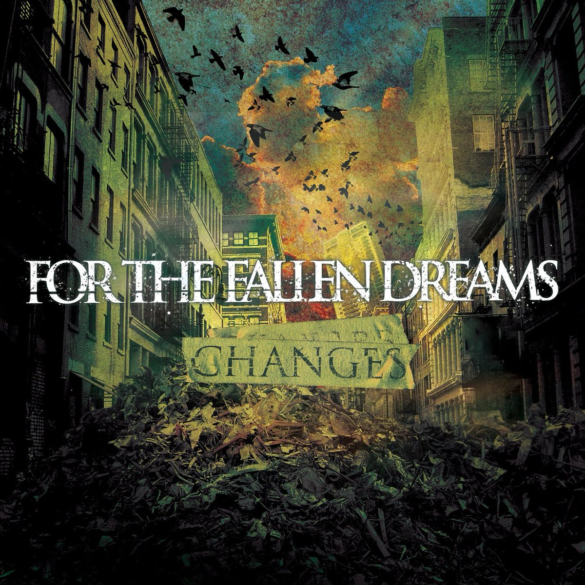 Changes is 9 years old today. Released January 8, 2008 by @riserecords.  Onto the next one. https://t.co/g6qhjCS8WC
