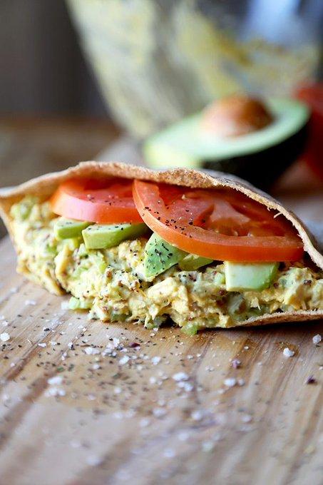 My Favorite Tuna Sandwich Recipe
