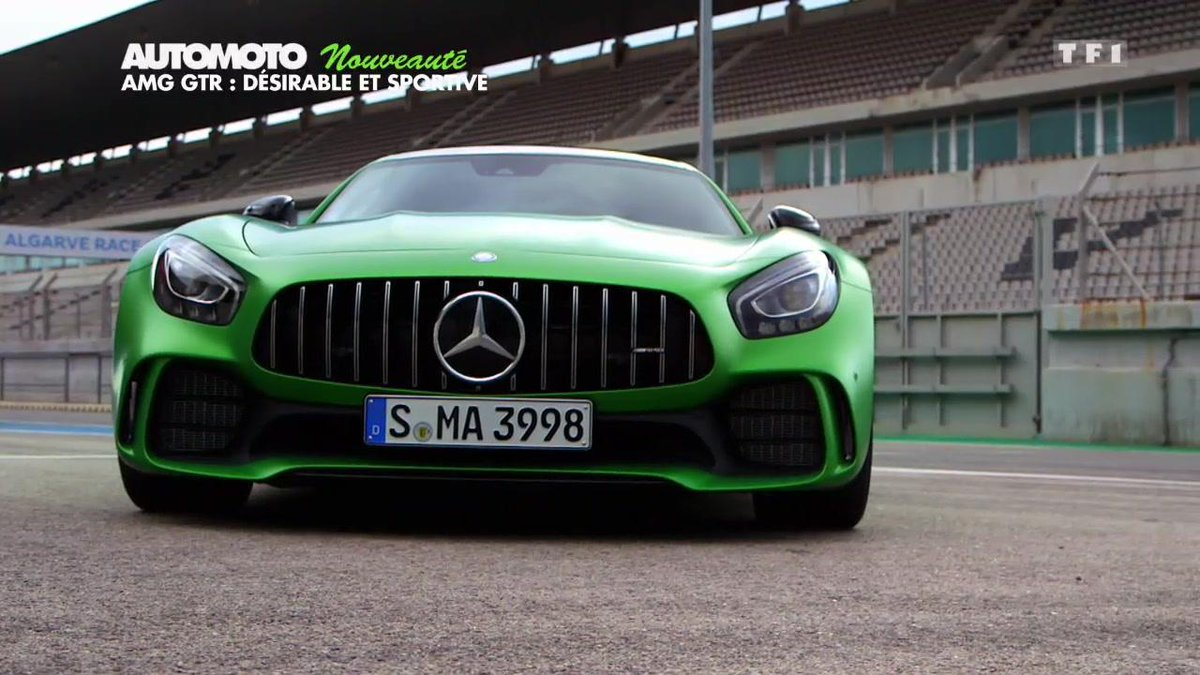 le replay de l 39 mission du dimanche 8 janvier avec l 39 essai de la mercedes amg gt r. Black Bedroom Furniture Sets. Home Design Ideas