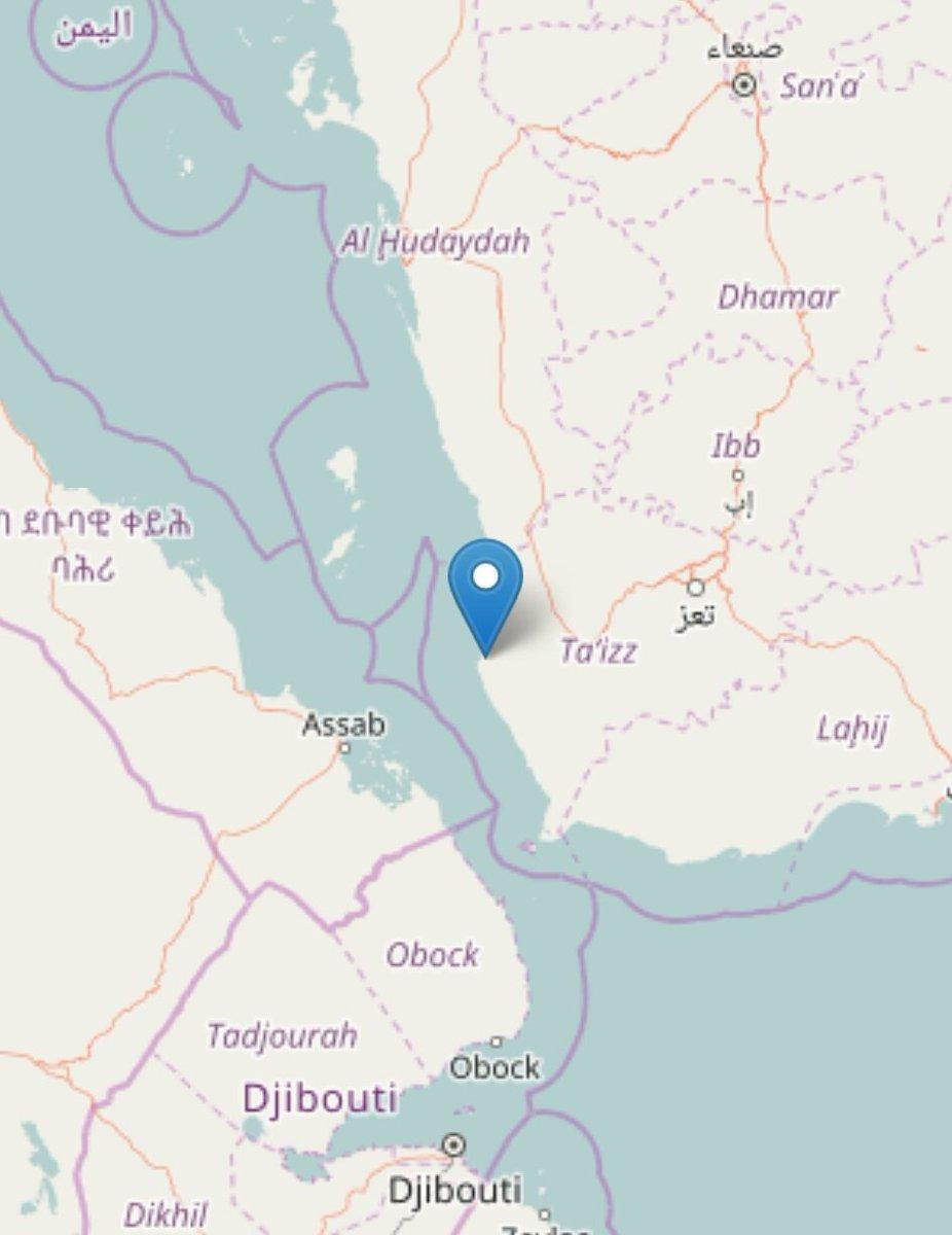 GEROMAN on Twitter Yemen Situation Map Update https