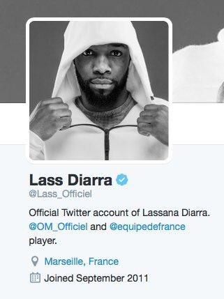 [Lassana Diarra] résilie son contrat - Page 10 C1qn0ajXgAA_q50