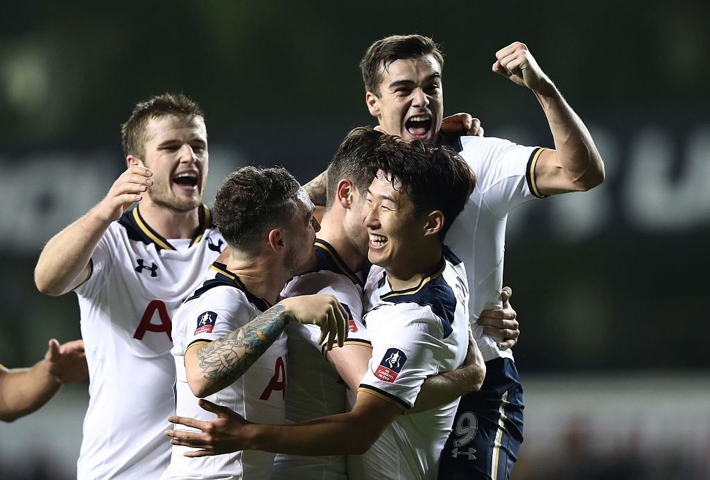 Video: Tottenham Hotspur vs Aston Villa