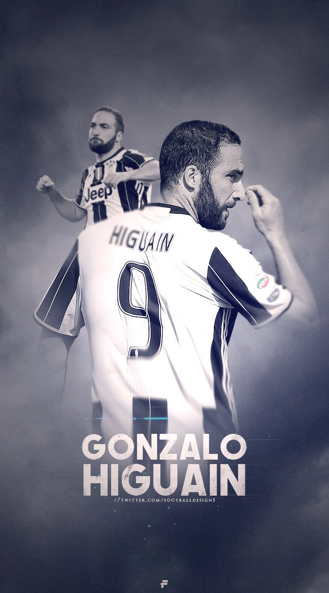 Juve Edits On Twitter Amazing Higuain Mobile Wallpaper By