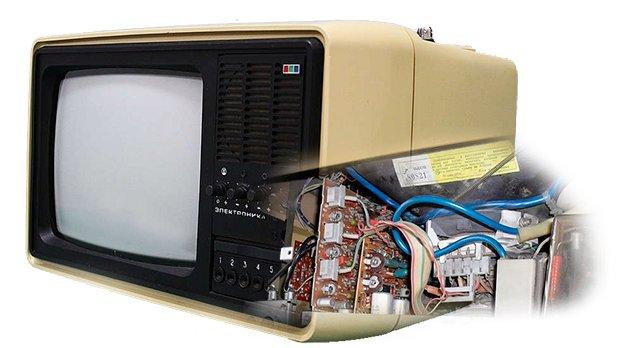 Схема телевизора горизонт 51ctv 518d