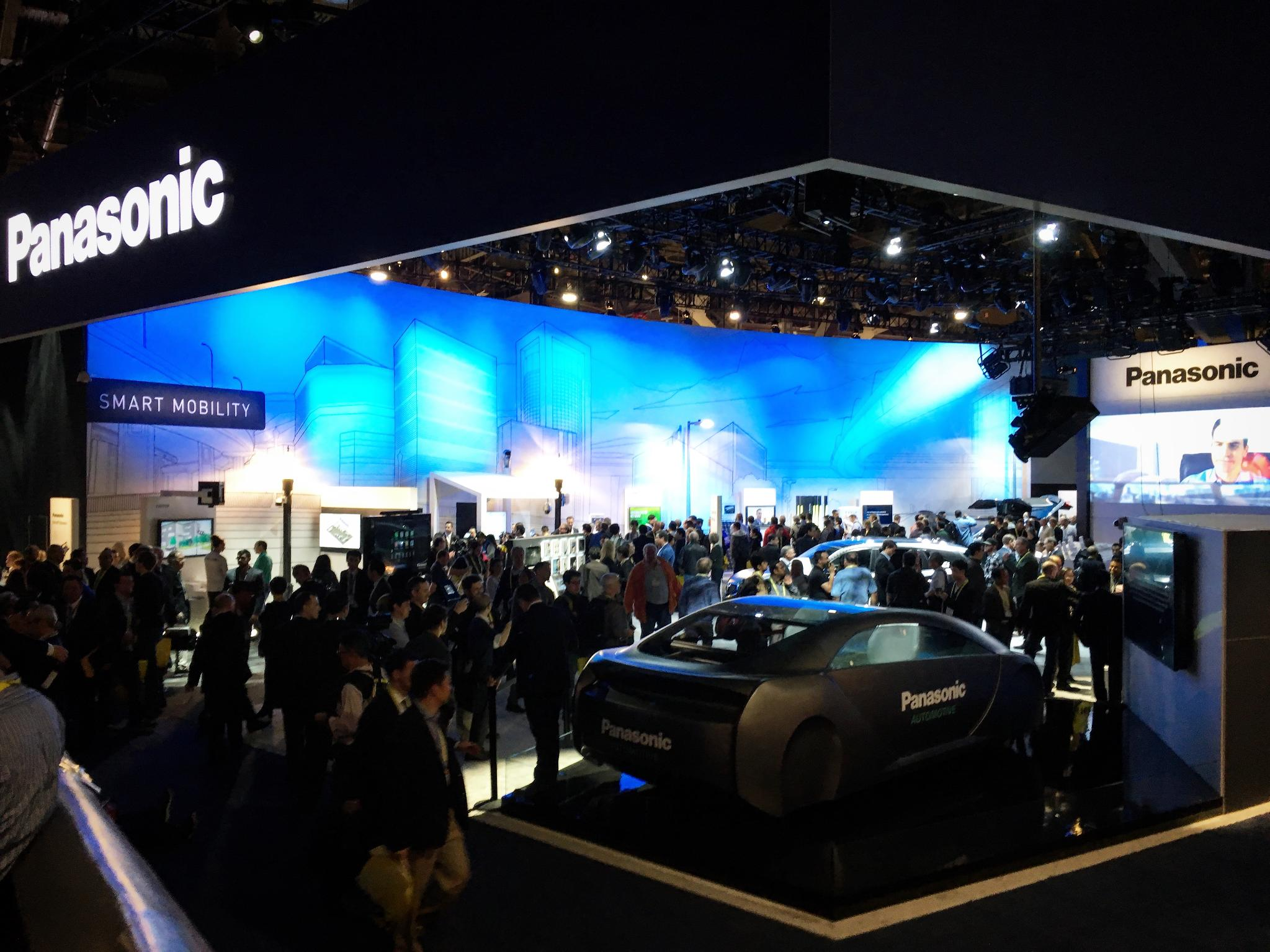 #CES2017 is in the books! As you can see, it was a rousing success. #PanasonicCES https://t.co/wk82vhL3eL