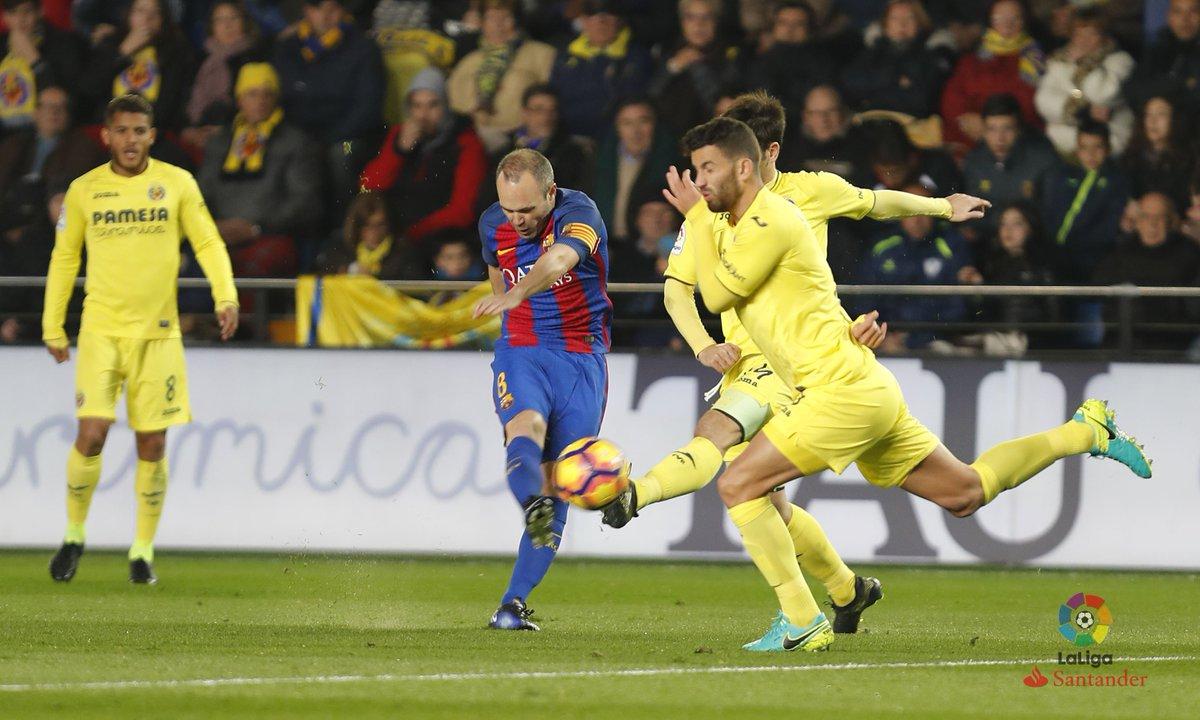 Вильярреал - Барселона