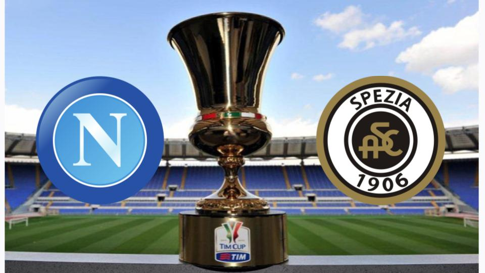 Diretta Napoli-Spezia streaming gratis Rai Play, non serve cercare Rojadirecta