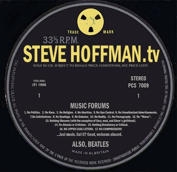 Steve hoffman forums coupons