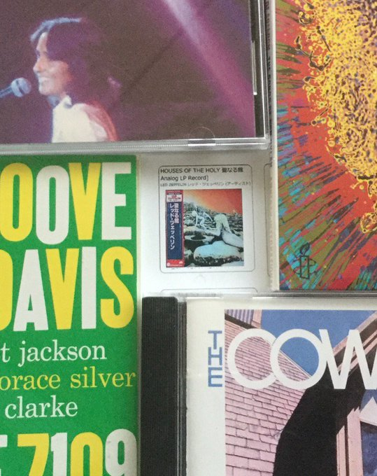 Happy birthday.  Jimmy Page & Joan Baez & Kenny Clarke & Scott Walker & Crystal Gayle & BILL COWSILL & DAVE MATTHEWS