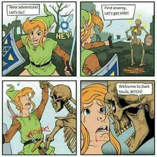 I can't wait for the next Zelda game to be released! https://t.co/3GcvBHSuNX