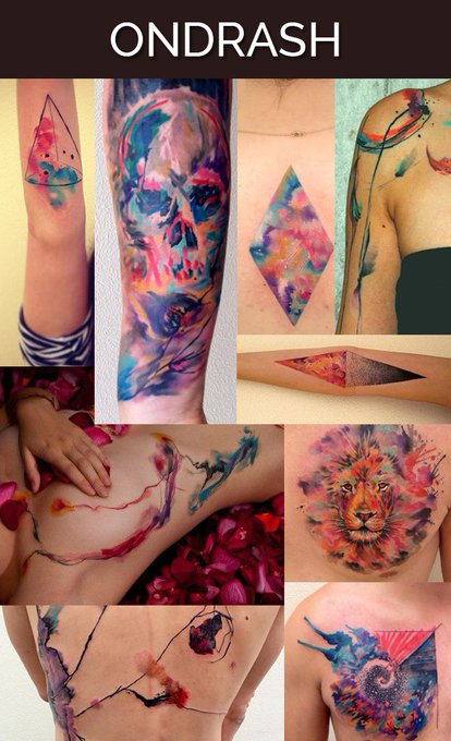 Check out all these great tattoo artists.