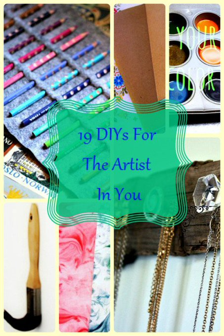 DIY for the artist in you!