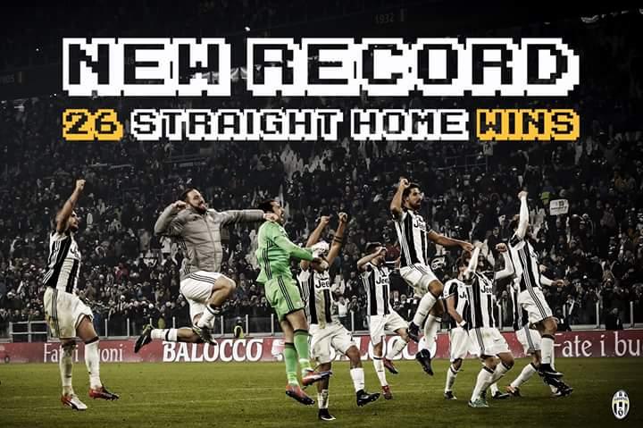 Record Bianconero: 26a vittoria consecutiva allo Stadium per la Juventus. Bologna battuto 3-0