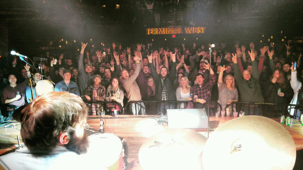 Thank you @TerminalWest @mkbfanclub #Atlanta &amp; #snowpocalypse2017 for another SOLD OUT show!!! <br>http://pic.twitter.com/bI15cmpMe4