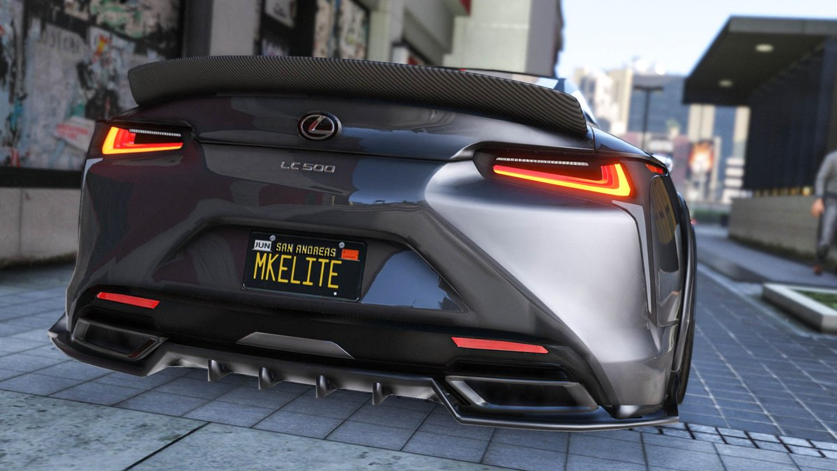Mkelite On Twitter Since I Can T Photoshoot The Lexus Lc 500