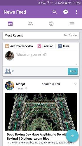 Thumbnail for 3 maneiras Facebook bate-papo não deve obscurecer o Messenger