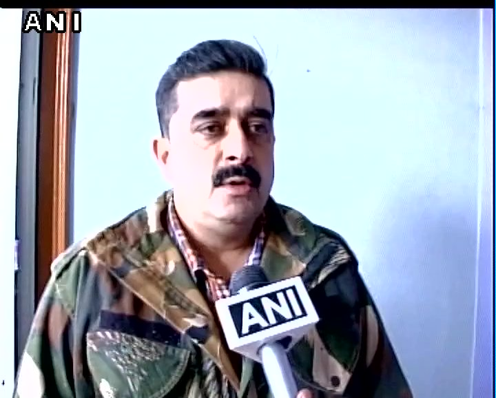 At 1.15am there was attack on GREF platoon in Batla; 3 labourers killed; area cordoned off search ops on: Manish Mehta, Defence PRO