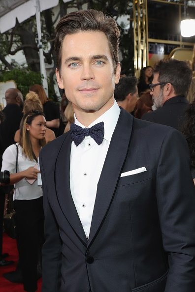 Matt Bomer and his stunning face at the red carpet. #goldenglobes https://t.co/0BM6J5dzbS