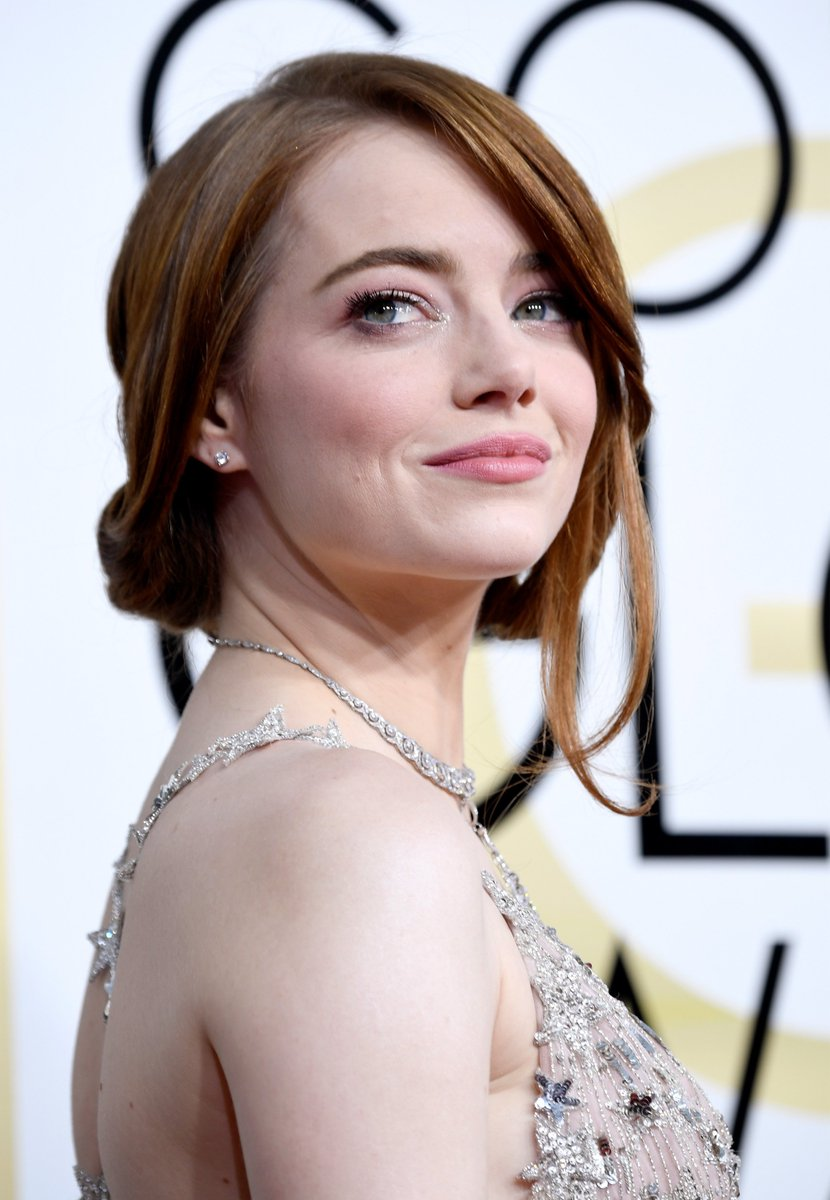 Seriously, #EmmaStone melts my heart  #GoldenGlobes https://t.co/KgGDt0SYd9
