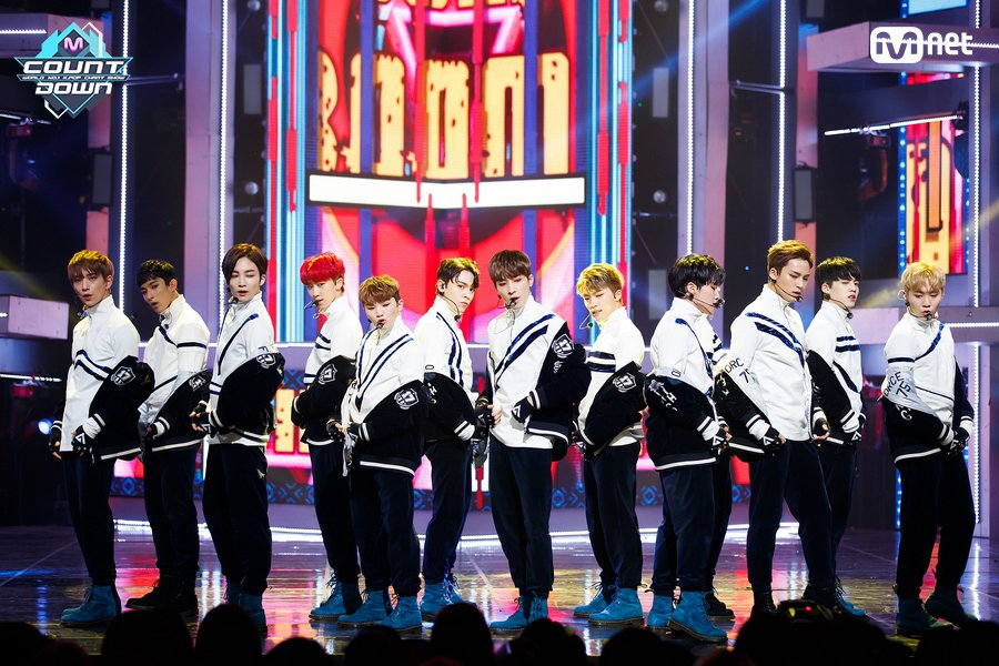 [#MCOUNTDOWN] Ep.505|TOP10 of the week! #SEVENTEEN - #BoomBoom ♪ World...