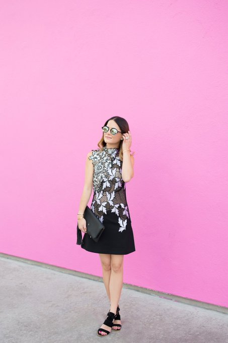 Self Portrait Lila Dress
