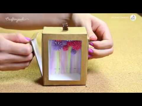 DIY Membuat Kotak Kejutan Yang Istimewa