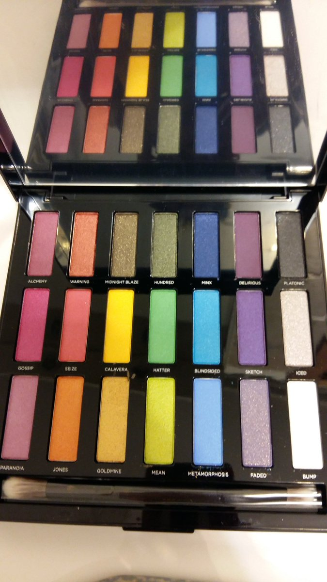 #fullspectrum #urbandecay #palette #blogger #bloggers #beautybloggers #beauty #makeup<br>http://pic.twitter.com/tQLpHf5EQ8