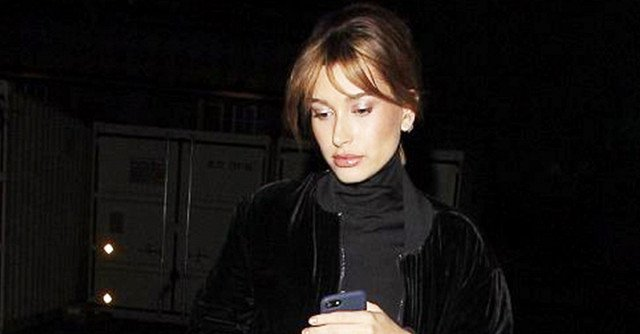 How Hailey Baldwin Updated This Outerwear Trend for 2017