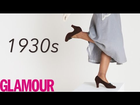 100 Years of Heels | Glamour #diy #tutorial #beauty #makeup