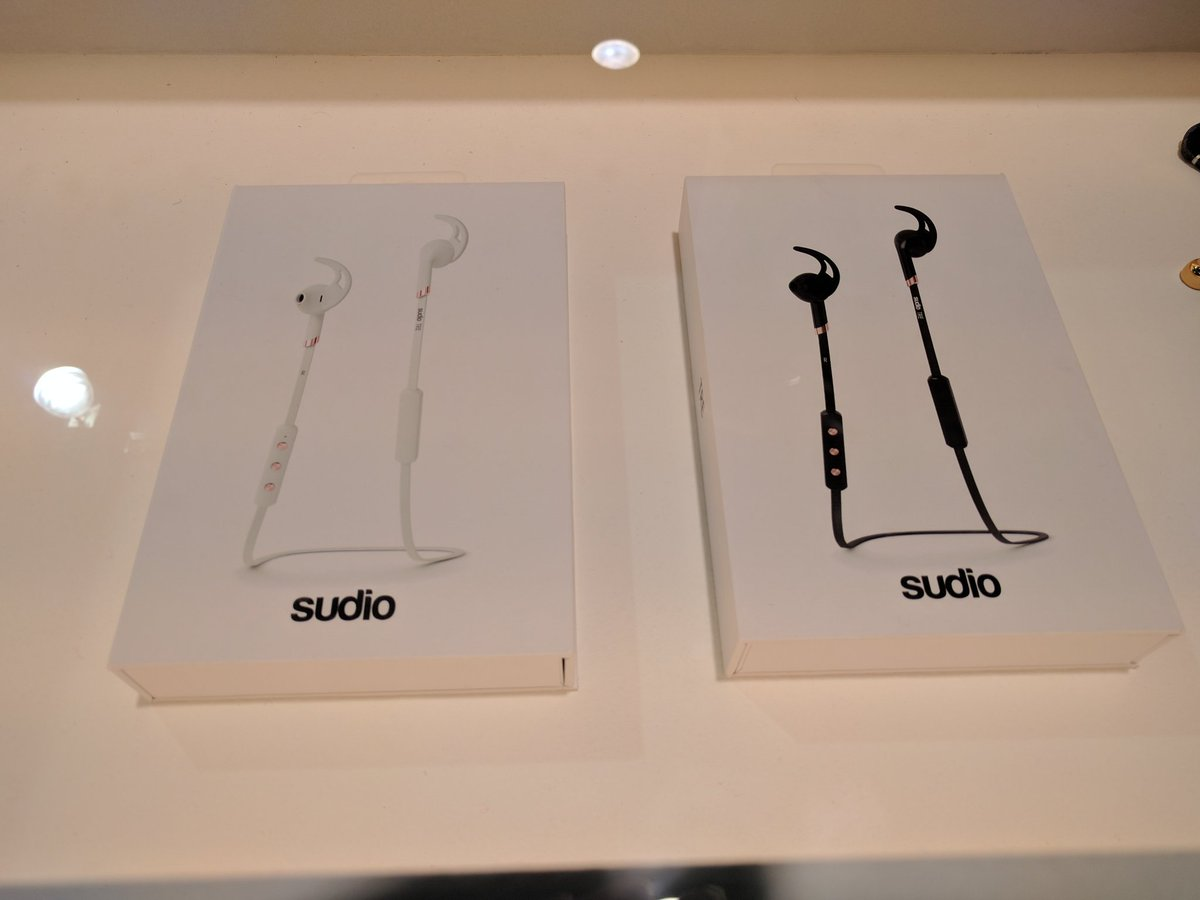 Sudio Tre at the CES