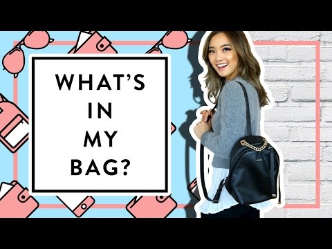 What's In My Bag | clothesencounters #diy #tutorial #beauty #makeup