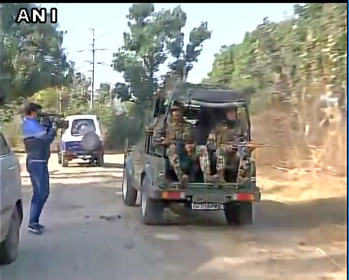 J&K: Akhnoor on high alert after fighters attack on GREF platoon; search operations underway