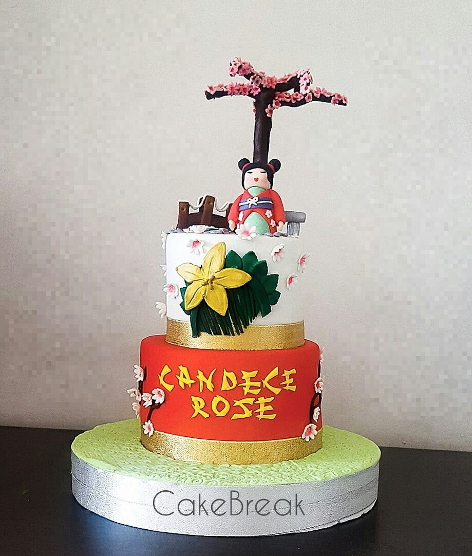 Strange Cake Break On Twitter Mulan Inspired Birthday Cake Mulancake Funny Birthday Cards Online Alyptdamsfinfo
