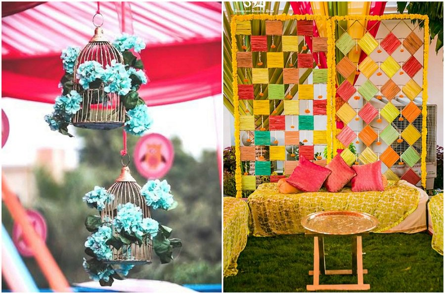 Bandbaajaa On Twitter Shaadiseason Most Colourful Wedding Decor
