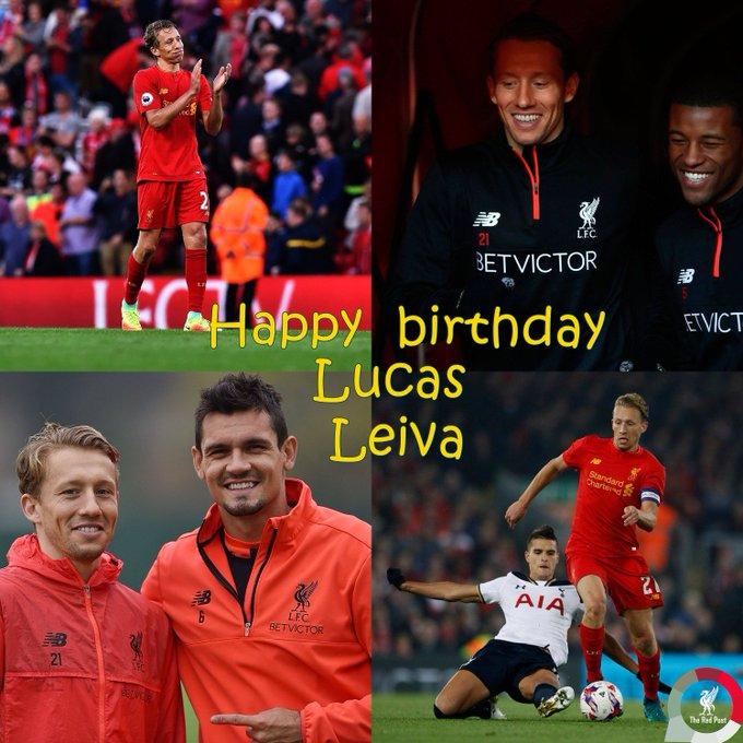 Happy birthday, Lucas Leiva