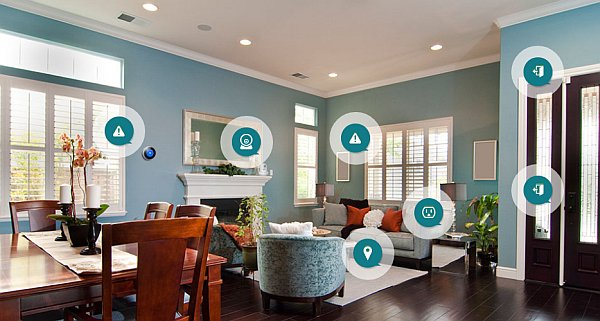 The Internet of Things Opens the Door to the Smart Home
