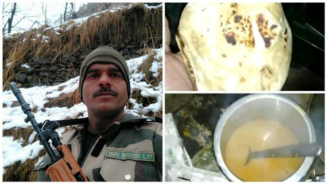 Higher officials swindle away with food stock meant for jawans, alleges BSF jawan in J&K
