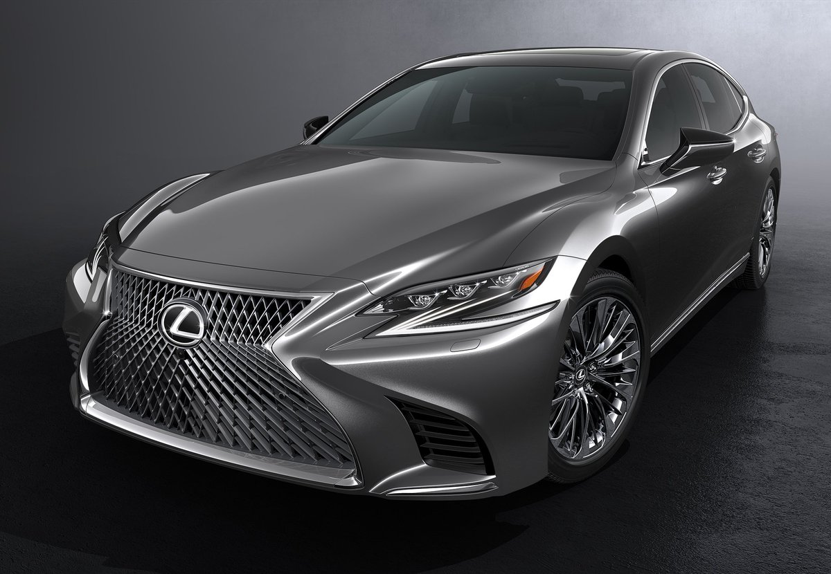 The All-New #LexusLS makes world debut at #NAIAS https://t.co/0ymhmjgMkN