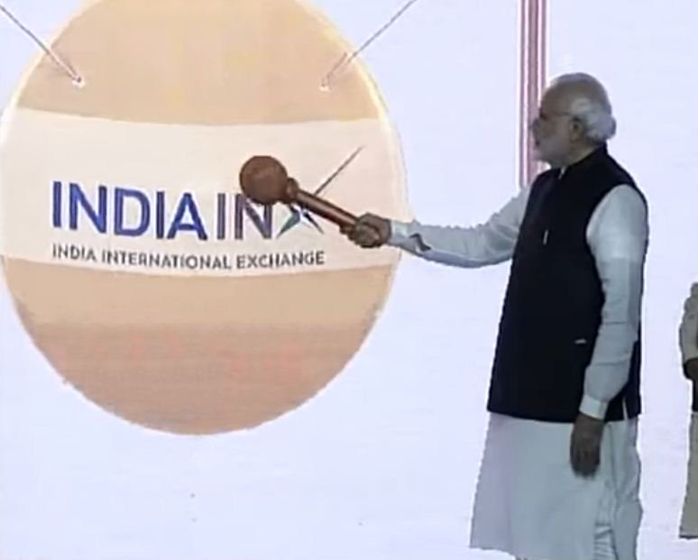 Full text of PM Narendra Modi's speech at GIFT City Gujarat