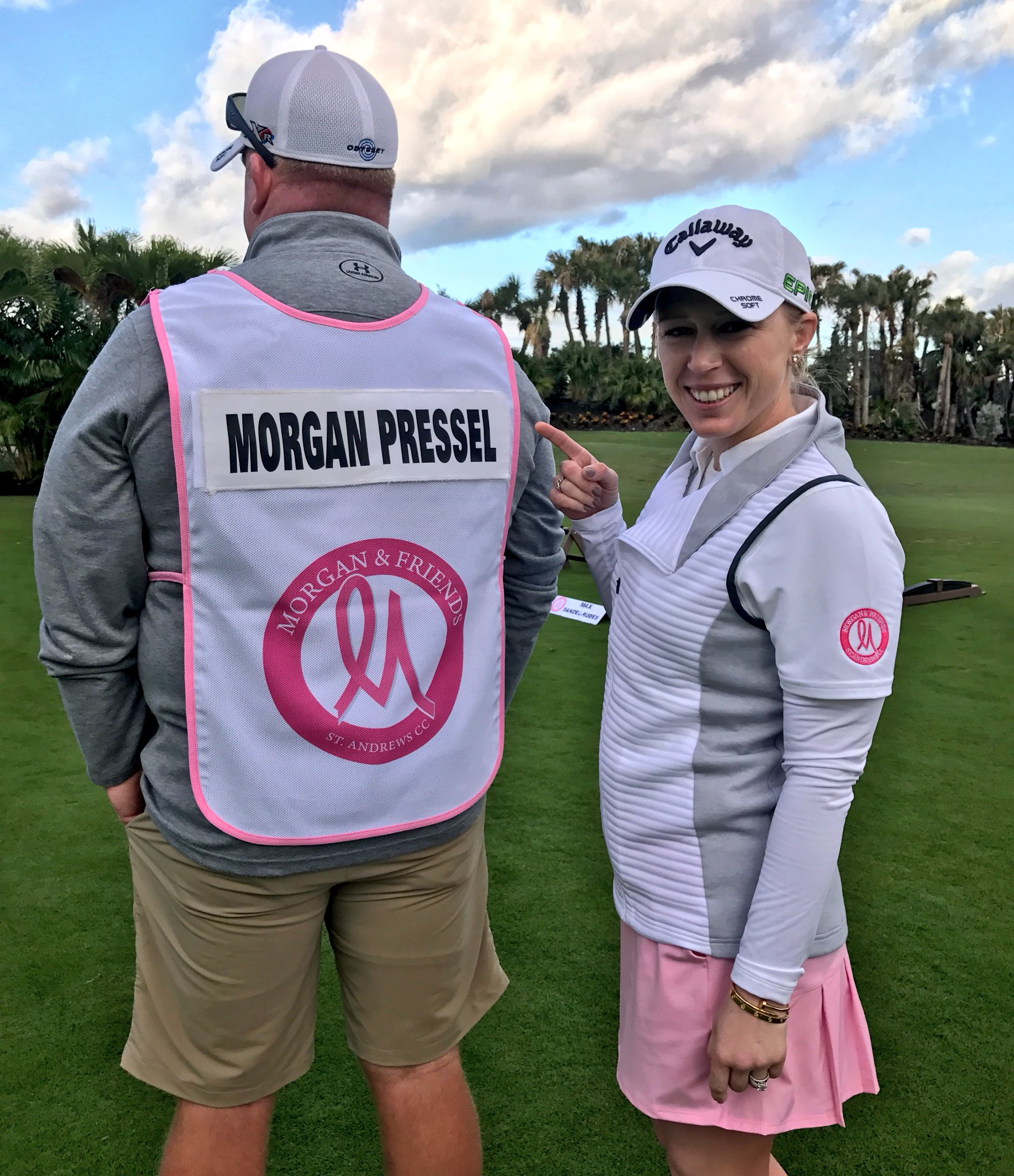 Who's ready for an awesome day of golf?! #MorganandFriends17 @mpressel https://t.co/XjWENUfmGO