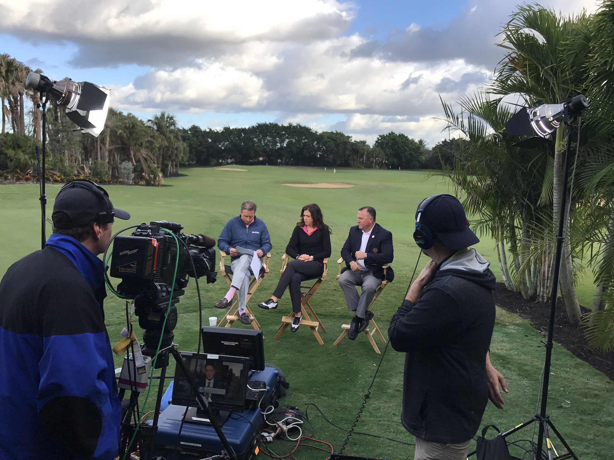 Day 2 of Morgan and Friends 17! Great to have @GCMorningDrive covering this incredible event! @mpressel @MP_Foundation https://t.co/bH1J0sonif