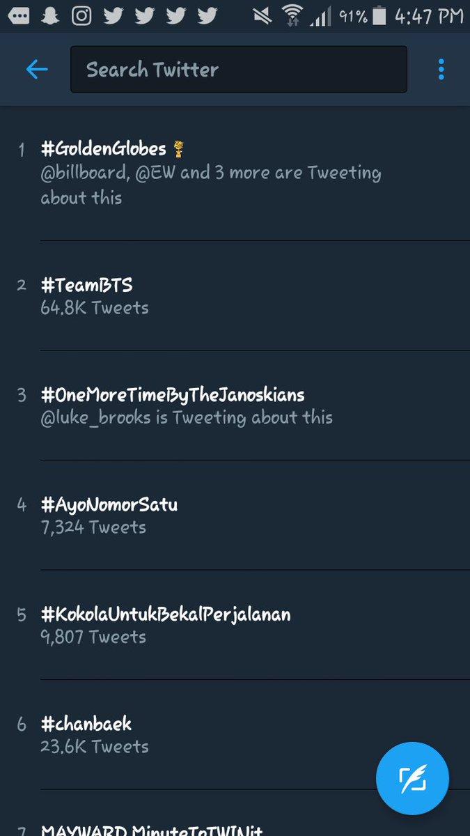 #TeamBTS is trending in Indonesia !!!! Yassss #SOOMPIAWARDS @soompi<br>http://pic.twitter.com/ucqIgsz8Qk
