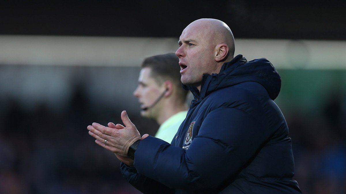 BREAKING: The club have parted company with manager Rob Page. Full details on https://t.co/UvLqUXlDMe shortly https://t.co/CqwqYz2NI5