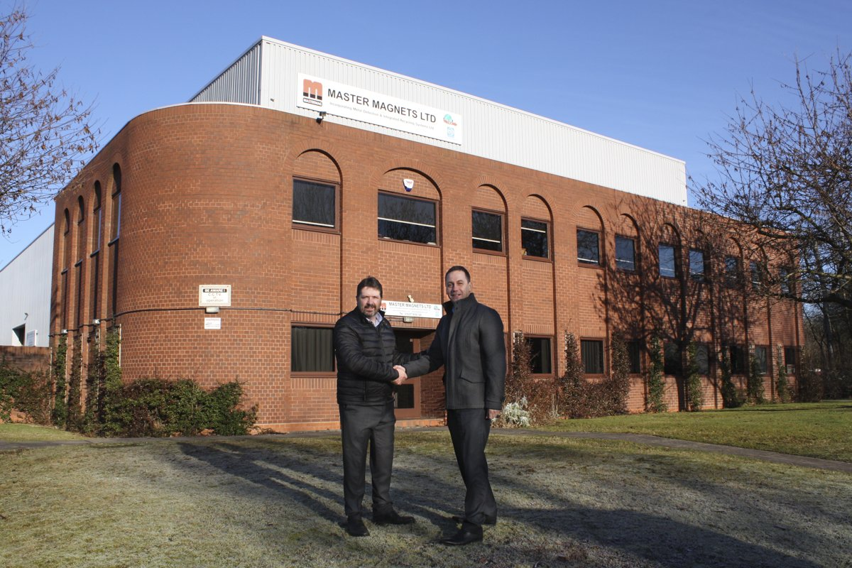 Bunting Magnetics Acquires Master Magnets