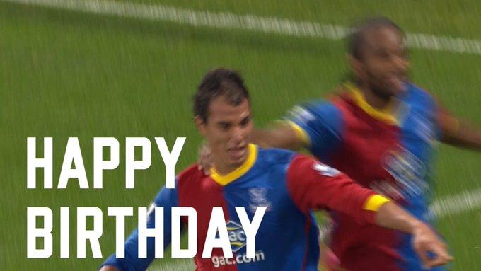 Happy Birthday Marouane Chamakh!