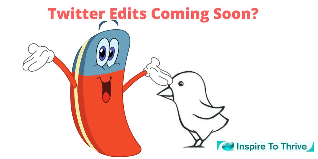 New Today! #Twitter Edits Will Make You Happy This Year Tweeting - https://t.co/NKYnCVZWvd https://t.co/Lk6a8VJbhq