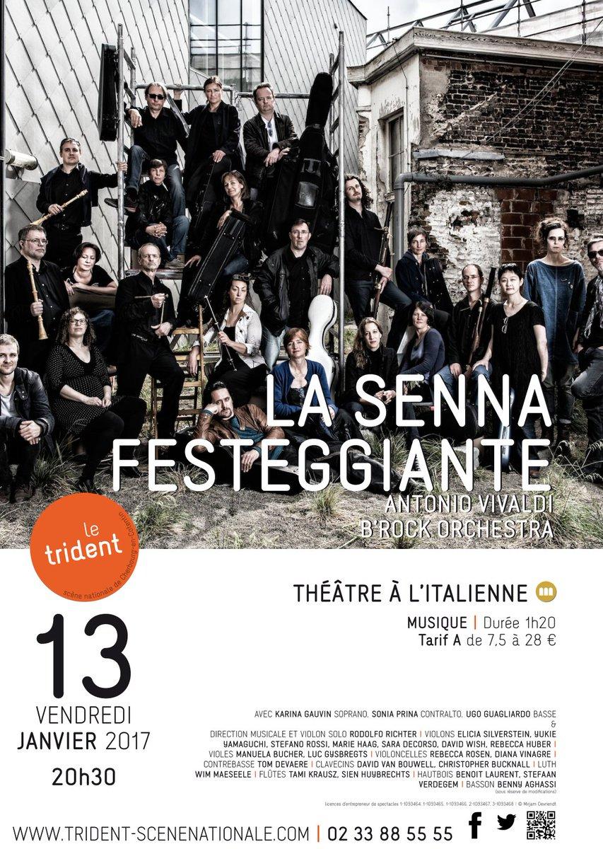 @TridentSN : #musique vendredi au Théâtre à l&#39;Italienne @CherbourgenCot : LA SENNA FESTEGGIANTE de Vivaldi avec @BRock_Orchestra !<br>http://pic.twitter.com/KgGfKsjl75