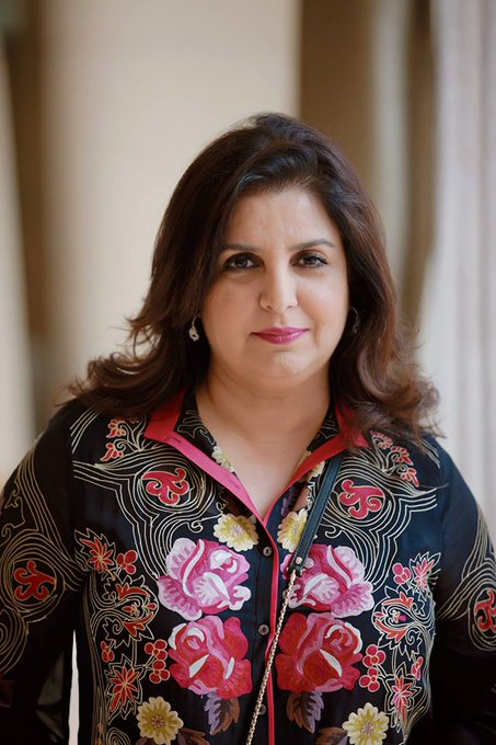 Happy Birthday to Farah Khan