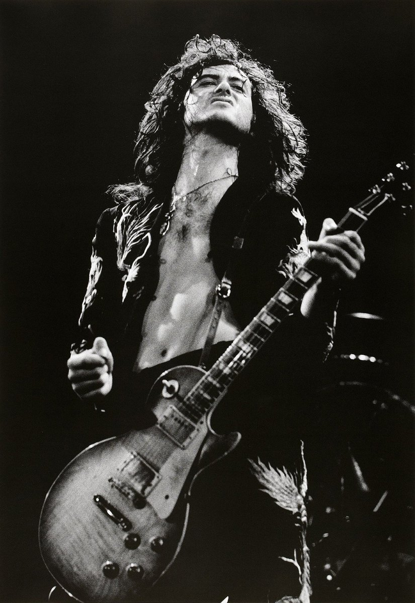 Rock History Pics On Twitter Happy 73rd Birthday To Jimmy Page
